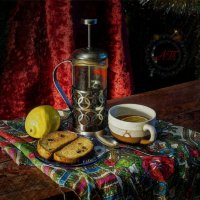 Чаепитие... :: alecs tyalin