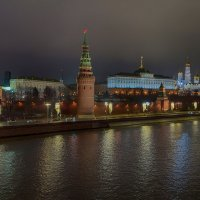 Новогодний город... :: Ирина Шарапова