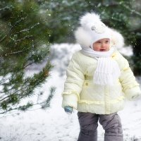 Первая зима :: Екатерина Лукьянчук