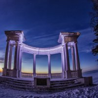 winter night :: Dmitry Ozersky