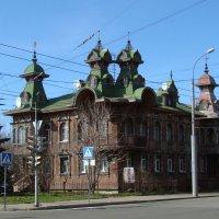 Дом художника в Рыбинске :: Татьяна Сапрыкина