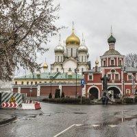 Зачатьевский ставропигиальный женский монастырь..Москва :: Юрий Яньков