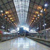 Лиссабон.Вокзал Россио. :: Таэлюр