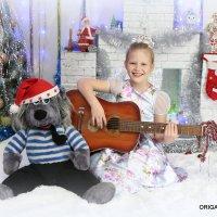 Весёлое Рождество :: Ольга Оригана Ваганова