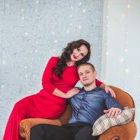 Елена и Максим :: Лидия Марынченко