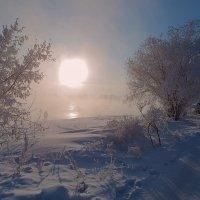 Зимняя рыбалка :: Анатолий Иргл