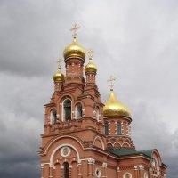 Алексеевский женский монастырь храм Всех Святых :: Анна Воробьева