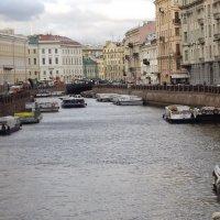 В Санкт-Петербурге. :: нина