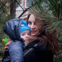 Портрет с сыном 2 :: Руслан Веселов