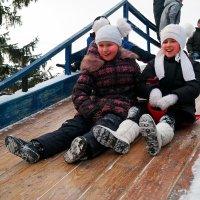 Мы с Тамарой едем парой! :: Андрей Заломленков