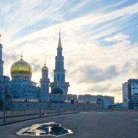 Московская мечеть :: Елена