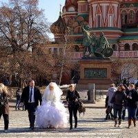 Ах эта свадьба! :: Владимир Болдырев