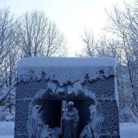Памятник жертвам репрессий в Красном селе. :: Ирина ***
