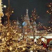 Москва новогодняя :: Алексей Михалев