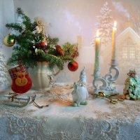 Старый Новый год... :: Валентина Колова