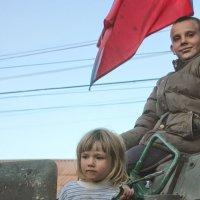 На броне :: saslanbek isaev
