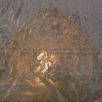 Сказочные узоры  Мороза :: Нина северянка