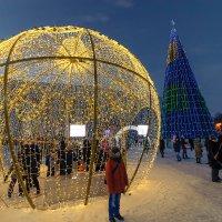 Новый Год в Ульяновске :: Евгений Анисимов