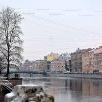 Когда унылая погода не мешает городу красоваться :: Егор Арнаутов