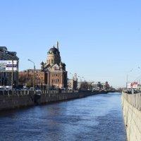 Первый день ноября в Петербурге :: Егор Арнаутов