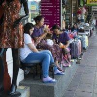 Таиланд. Жанровая, репортажная и стрит фотография (1) :: Владимир Шибинский