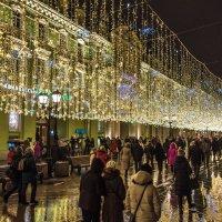 Рождественские гуляния. :: Владимир Безбородов