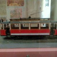 Модель первого трамвая в Петербурге, нач. 20 века. :: Светлана Калмыкова