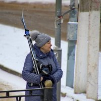 Все на лыжи. :: Анатолий. Chesnavik.