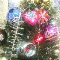 С наступающим Старым Новым годом!Счастья и добра! :: Елена Семигина