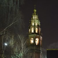Колокольня церкви Иоанна Предчети г.Ярославль :: Anton Сараев