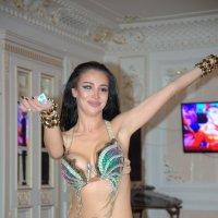 Танец живота :: Андрей Ягодко