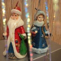 Со Старым Новым Годом,друзья! :: марина ковшова