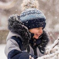 Долгожданный снег :: Виктория Боровская