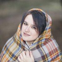 Ирина в зимнем лесу 13.01 :: Константин Король