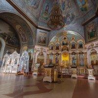 Вознесенский монастырь в г. Сызрань :: Евгений Анисимов