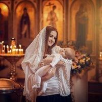 Таинство Крещения :: Анна Дрючкова