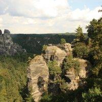 в горах Германии :: mirtine