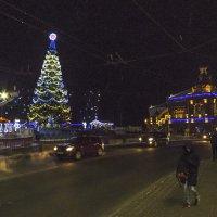 Соборная площадь в старый Новый год :: Сергей Цветков