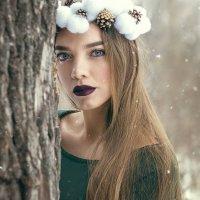 девушка :: ИрЭн Орлова
