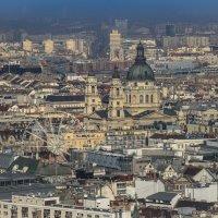Будапешт сверху :: Юрий Скрипченков