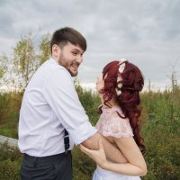 Свадьба :: Екатерина Солонкова