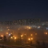 туман :: Любовь