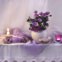 Сиреневые розы  для Наташи (Наталья) ... :: Валентина Колова
