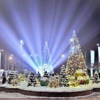 С Новым Годом! :: Сергей