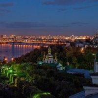 Киев вечерний. :: Sergii Ruban