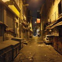 Ночь, Улица, Фонарь :: saslanbek isaev