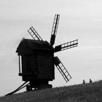 Вітряк (ветряная мельница). :: Sergii Ruban