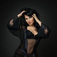 Великолепие черного цвета. :: Анжелика Маринченко