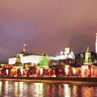 Новогодняя ночь :: раиса Орловская