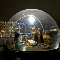 Рождественская картинка :: Елена